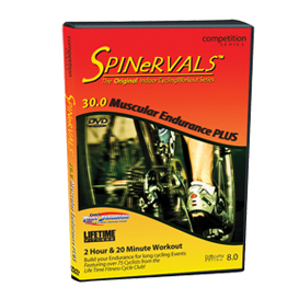 spinervals competition 30.0 - muscular endurance plus