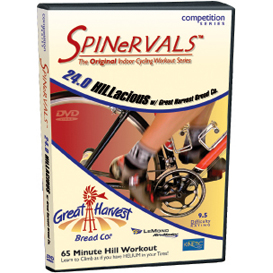 Spinervals Competition 24.0 - HILLacious | Movies and Videos | Fitness