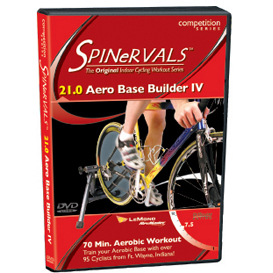 Spinervals Competition 21.0 - Aero Base Builder IV | Movies and Videos | Fitness