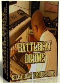 battlecat drum kits & samples -
