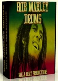 bob marley drum kits & samples  -
