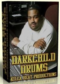 darkchild drum kits & samples  -