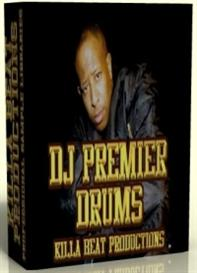 dj premier drum kits & samples  -