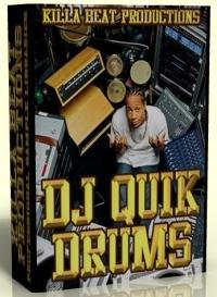 dj quik drum kit  -