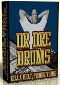 dr. dre drum kits & samples  -