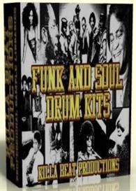 funk & soul drum kits  -