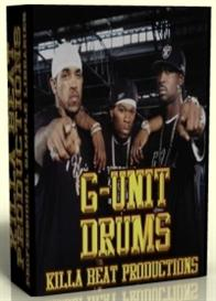 g-unit drum kits & samples  -