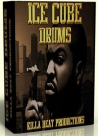 ice cube drum kit & samples