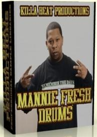mannie fresh drum kits & samples