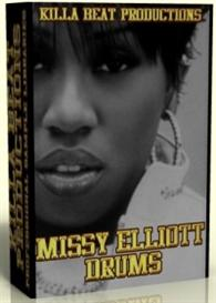 missy elliott drum kit