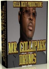 mr. collipark drum kits & samples