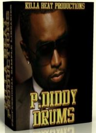 p diddy drum kits & samples