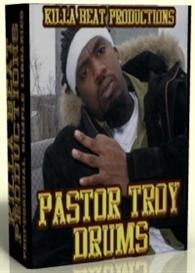 pastor troy drum kits & samples