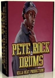 pete rock drum kits & samples