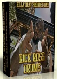 rick ross drum kits & samples