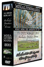 megalithomania 2011 box-set - 11 talks, 6 interviews - mp3s