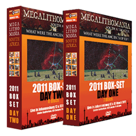 box-set south africa megalithomania 2011 mp3s
