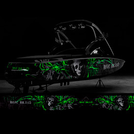 Biker Boat Graphic | Photos and Images | Digital Art
