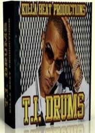 t.i.  drum kits & samples