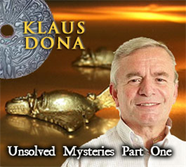 klaus dona - unsolved mysteries part 1 - megalithomania south africa 2011 mp3