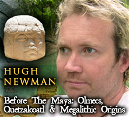 Hugh Newman - Before the Maya: Olmecs and Megalithic Origins - Megalithomania South Africa 2011 MP3 | Audio Books | History