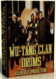 wu-tang clan drum kit