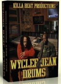 wyclef jean drum kits & samples