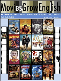 moviesgrowenglish whole-movie lessons, intermediate level: vol. 2