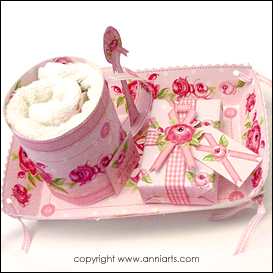 allmoge folk roses gift tray cupcakes lpdf
