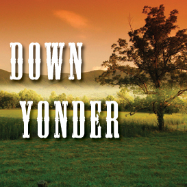 down yonder full tempo backing track