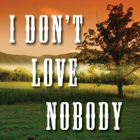 i don't love nobody (key of c) full tempo backing track