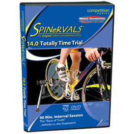 spinervals competition 14.0 - totally time trial
