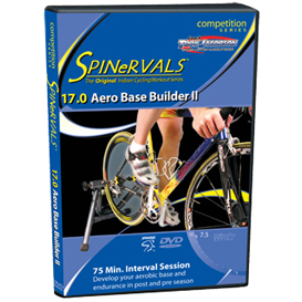 spinervals competition 17.0 - aero base builder ii