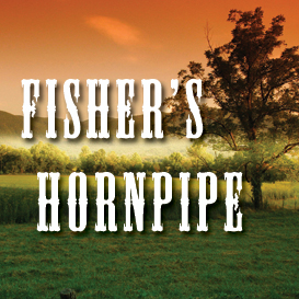Fisher's Hornpipe Full Tempo Backing Track | Music | Acoustic