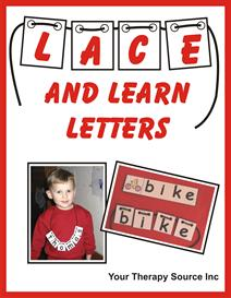 Lace and Learn Colors + Shapes | eBooks | Education