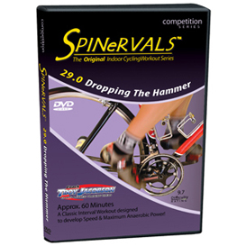spinervals competition 29.0 - dropping the hammer