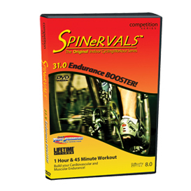 spinervals competition 31.0 - endurance booster!