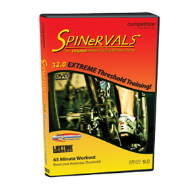 spinervals competition 32.0 - extreme threshold training!