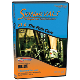 spinervals competition 33.0 - the pain cave