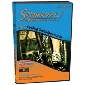spinervals competition 35.0 - cycling technique focus