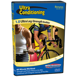 UltraConditioning 1.0 - Ultra Leg-Strength Builder | Movies and Videos | Fitness