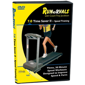 Runervals 7.0 - Time Saver II | Movies and Videos | Fitness
