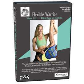 flexible warrior 1.0 - athletic yoga for triathletes