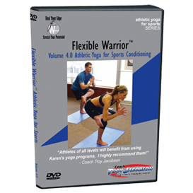 flexible warrior 4.0 - athletic yoga for sports conditioning