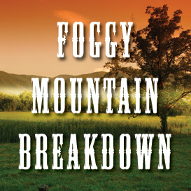 Foggy Mountain Breakdown Full Tempo Backing Track | Music | Acoustic