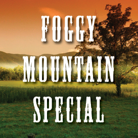 foggy mountain special full tempo backing track