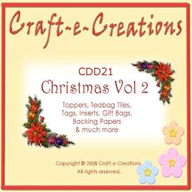 craft-e-creations christmas vol 2