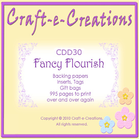 craft-e-creations fancy flourish