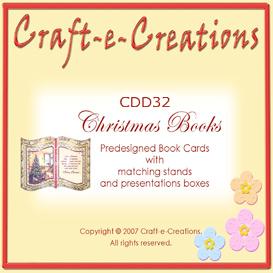 craft-e-creations christmas books