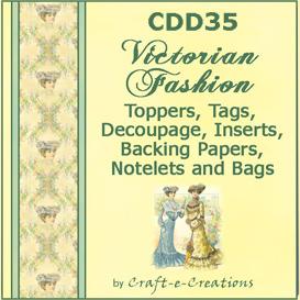 craft-e-creations victorian fashion